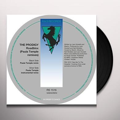 Prodigy ROADBLOX PAULA TEMPLE REMIXES Vinyl Record - UK Import