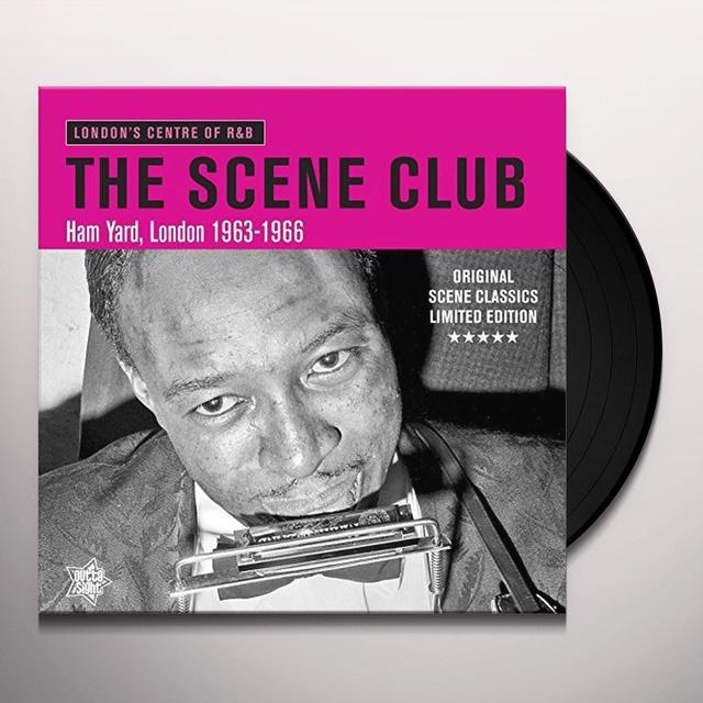 SCENE CLUB / VARIOUS (UK) SCENE CLUB / VARIOUS Vinyl Record - UK Import
