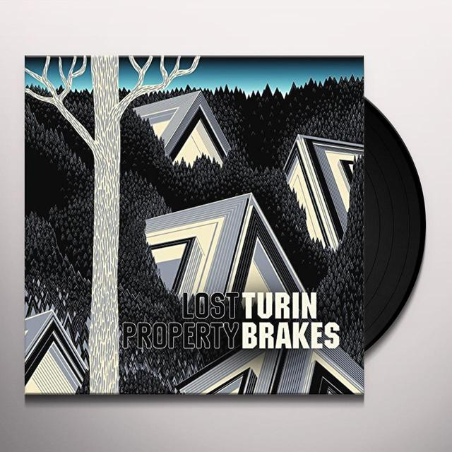 Turin Brakes LOST PROPERTY Vinyl Record - UK Import