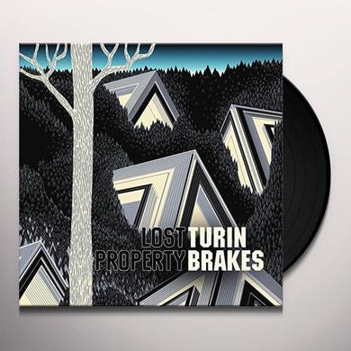 Turin Brakes LOST PROPERTY Vinyl Record - UK Import