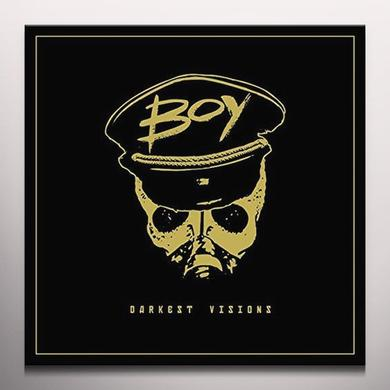 Boy DARKEST VISIONS (LTD GOLD VINYL/GOLD FOIL) Vinyl Record - Colored Vinyl