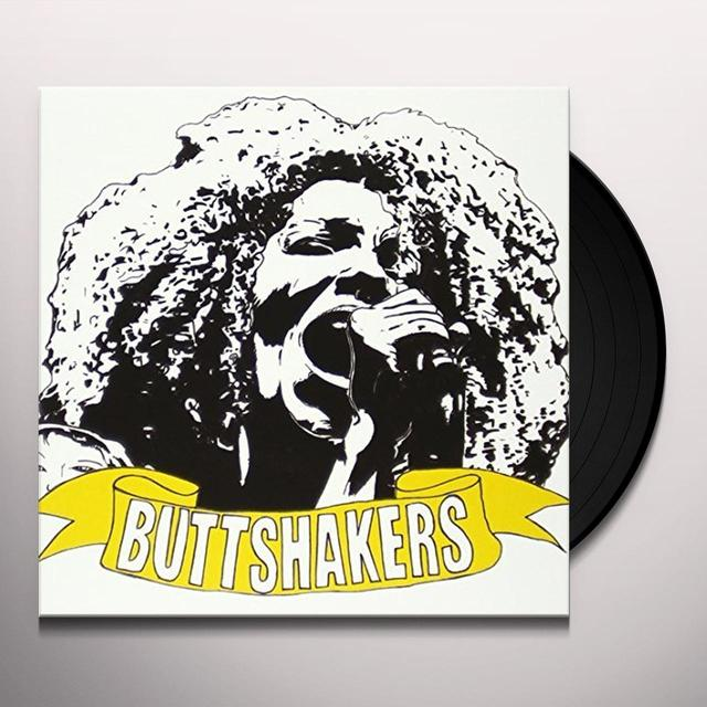 BUTTSHAKERS SOUL KITCHEN Vinyl Record