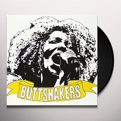 BUTTSHAKERS SOUL KITCHEN Vinyl Record - UK Import