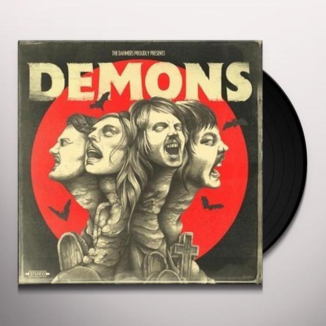 DAHMERS DEMONS Vinyl Record - UK Import