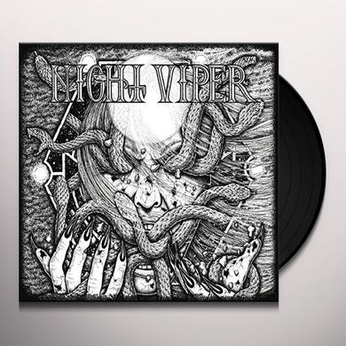 NIGHT VIPER Vinyl Record - UK Release