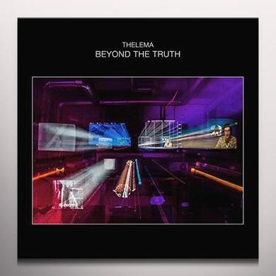 Thelema BEYOND THE TRUTH: NETWORK TRIBUTE (350 LTD) Vinyl Record - Colored Vinyl