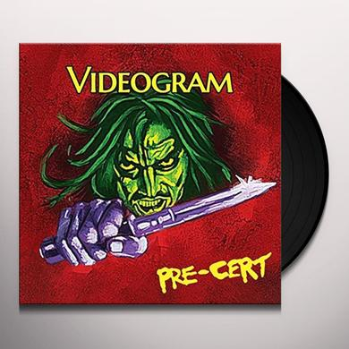 VIDEOGRAM PRE-CERT (GATEFOLD LP 250 LTD WITH CD) Vinyl Record - w/CD, UK Import