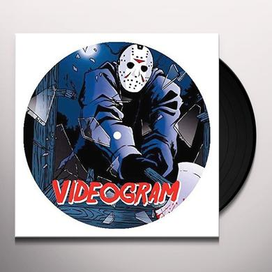 VIDEOGRAM CAMP BLOOD (PICTURE DISC) Vinyl Record - 10 Inch Single, Picture Disc, UK Import
