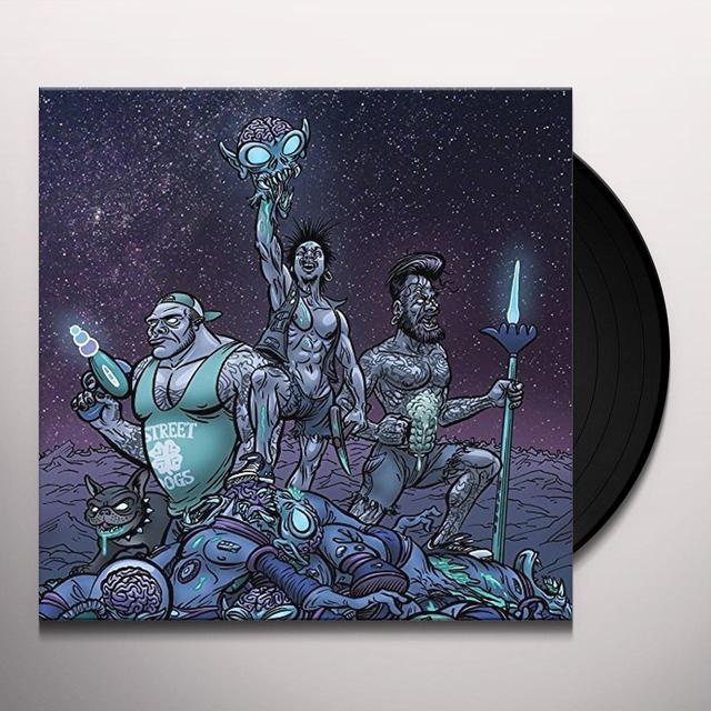JUNKSTARS THIS MEANS WAR Vinyl Record - UK Import