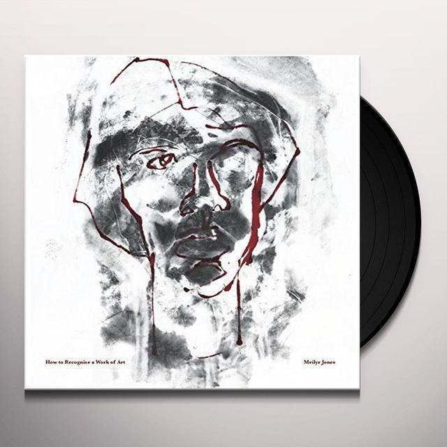 Meilyr Jones HOW TO RECOGNISE A WORK OF ART Vinyl Record