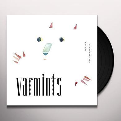 Anna Meredith VARMINTS Vinyl Record