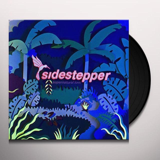 Sidestepper SUPERNATURAL LOVE Vinyl Record - UK Import