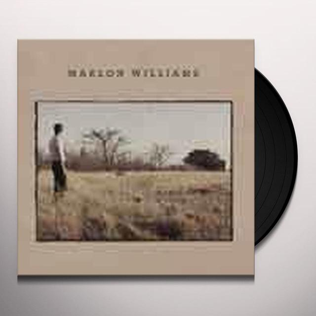 MARLON WILLIAMS Vinyl Record - UK Import