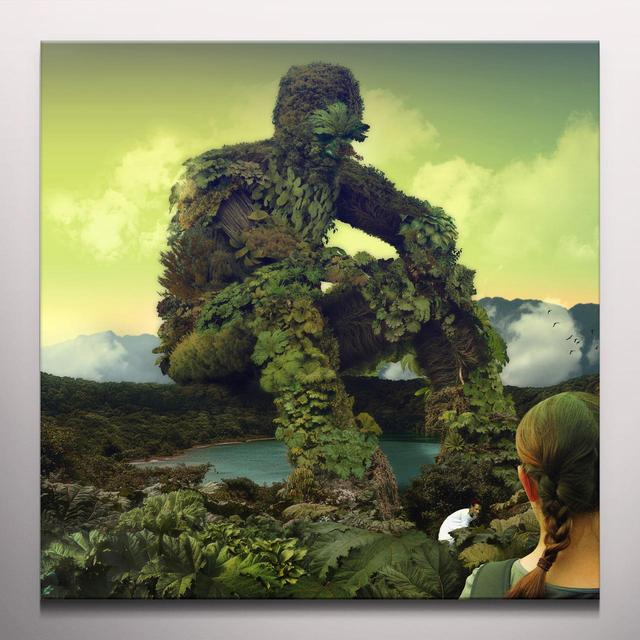 Nobody VIVID GREEN Vinyl Record