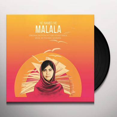 Thomas Newman HE CALLED ME MALALA / O.S.T. Vinyl Record - 180 Gram Pressing