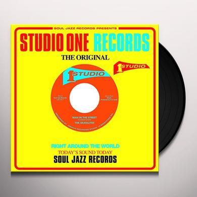 SKATALITES / DUB SPECIALIST MAN IN THE STREET / BANANA WALK Vinyl Record
