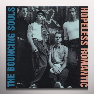The Bouncing Souls HOPELESS ROMANTIC Vinyl Record - Colored Vinyl, Limited Edition