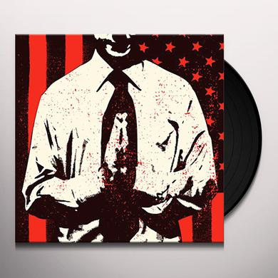 Bad Religion EMPIRE STRIKES FIRST Vinyl Record