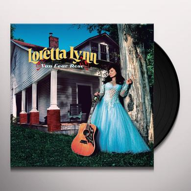 Loretta Lynn VAN LEAR ROSE Vinyl Record