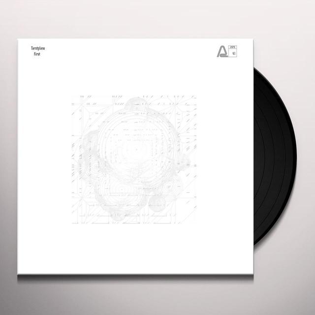 TAROTPLANE FIRST Vinyl Record