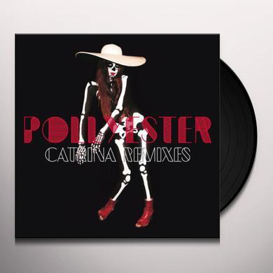 Pollyester CATRINA REMIXES Vinyl Record