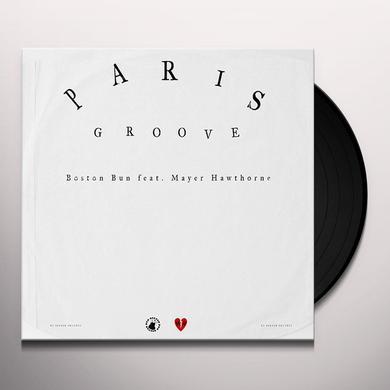 Boston Bun PARIS GROOVE Vinyl Record