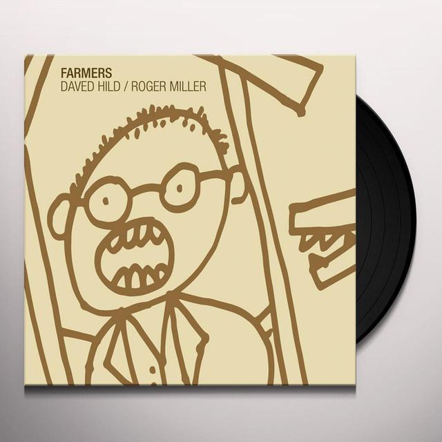 FARMERS AUGUST 11 1984 Vinyl Record