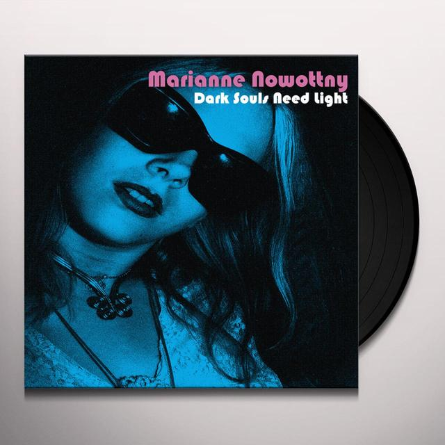 Marianne Nowottny DARK SOULS NEED LIGHT Vinyl Record