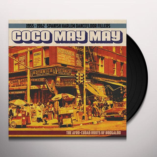 COCO MAY MAY: 1955-1962 SPANISH HARLEM DANCE / VAR Vinyl Record