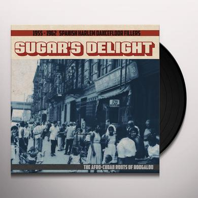 SUGAR'S DELIGHT: 1955-1962 SPANISH HARLEM / VAR Vinyl Record