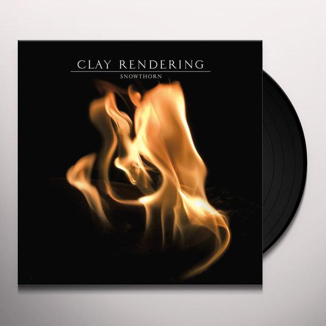 Clay Rendering SNOWTHORN Vinyl Record