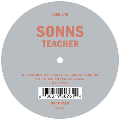 Sonns TEACHER Vinyl Record