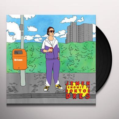 JEMEK JEMOWIT IS DOKTOR DRES Vinyl Record
