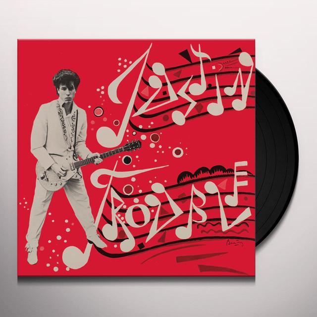 JUSTIN TROUBLE Vinyl Record