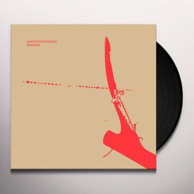 Grischa Lichtenberger SPIELRAUM Vinyl Record
