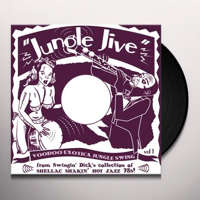 JUNGLE JIVE: VOODOO EXOTICA JUNGLE SWING 1 / VAR Vinyl Record