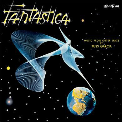 Russ Garcia and His Orchestra FANTASTICA Vinyl Record
