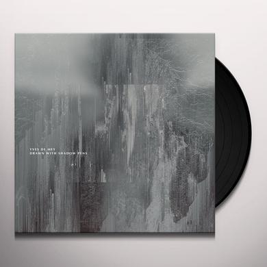 Yves De Mey DRAWN WITH SHADOW PENS Vinyl Record