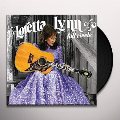Loretta Lynn FULL CIRCLE Vinyl Record