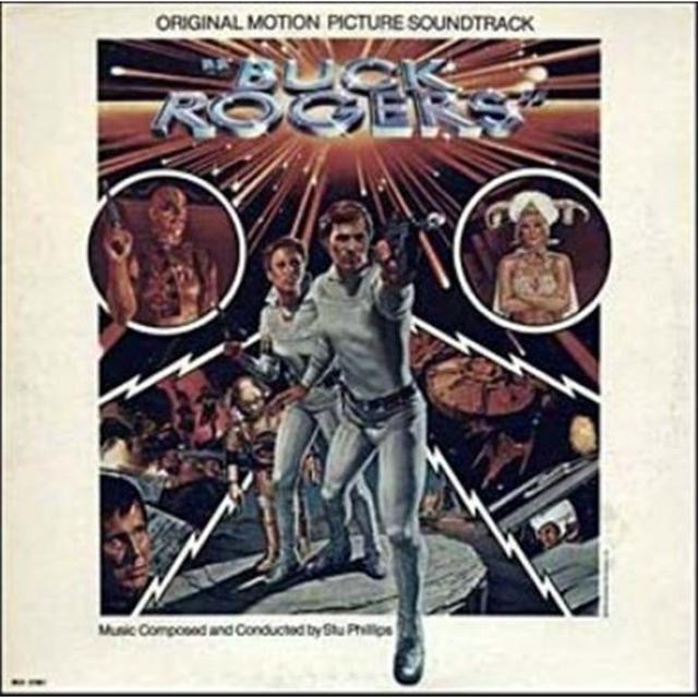 BUCK ROGERS IN THE 25TH CENTURY (30'S RADIO) / O.S.T. Vinyl Record