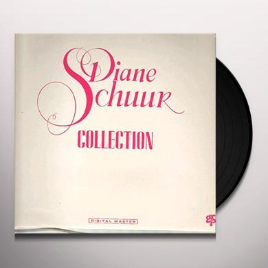 Diane Schuur COLLECTION Vinyl Record