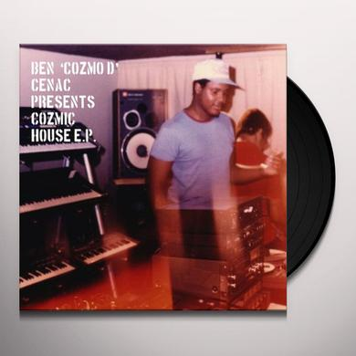 BEN 'COZMO D' CENAC PRESENTS COZMIC HOUSE / VAR Vinyl Record