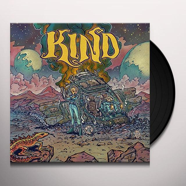 KIND - ROCKET SCIENCE Vinyl Record