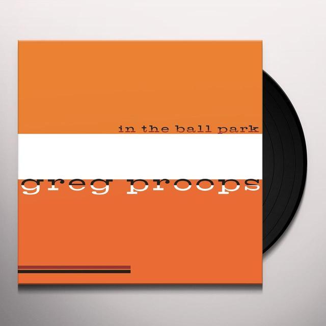Greg Proops IN THE BALLPARK Vinyl Record