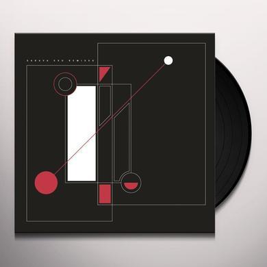 Ricardo Donoso SARAVA EXU REMIXES Vinyl Record