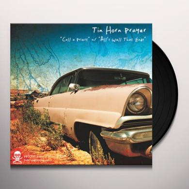 Tin Horn Prayer SPLIT SINGLE Vinyl Record