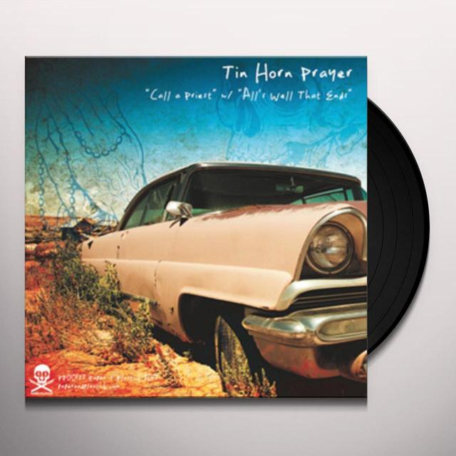 Tin Horn Prayer SPLIT SINGLE Vinyl Record