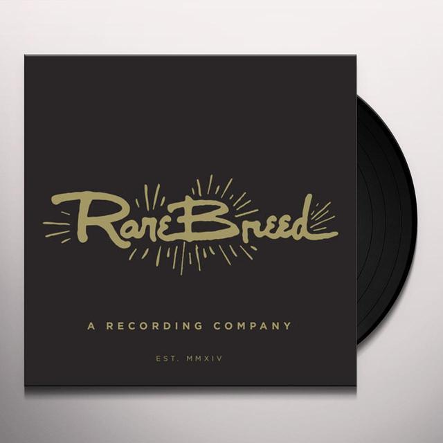 RARE BREED FLEXI #1 Vinyl Record