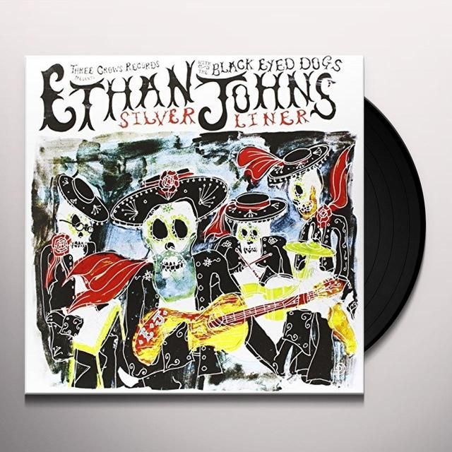 Ethan Johns SILVER LINER Vinyl Record