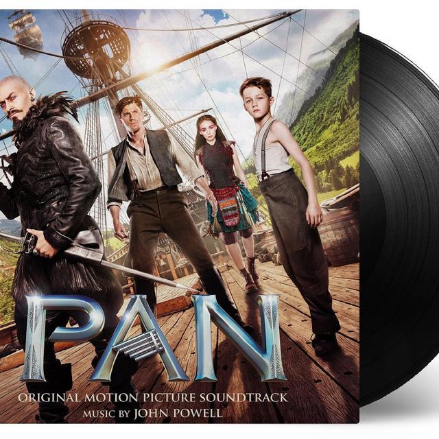PAN / O.S.T. (HOL) PAN / O.S.T. Vinyl Record